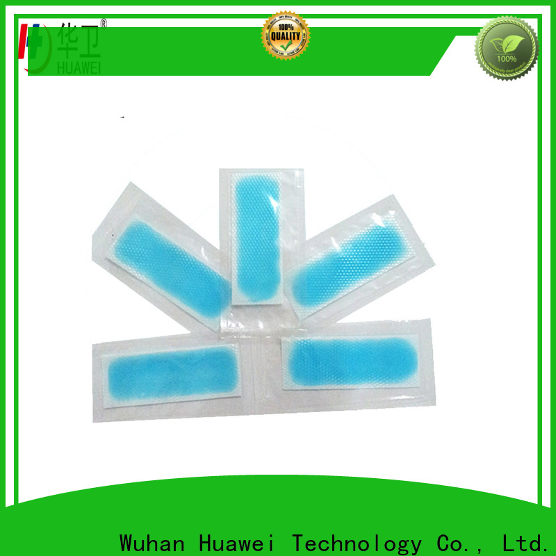 Huawei trustworthy cooling patch supplier for muscle pain