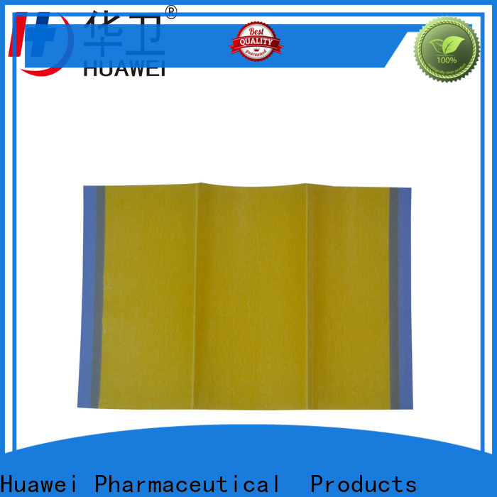 high quality medical wound dressing company for wounds