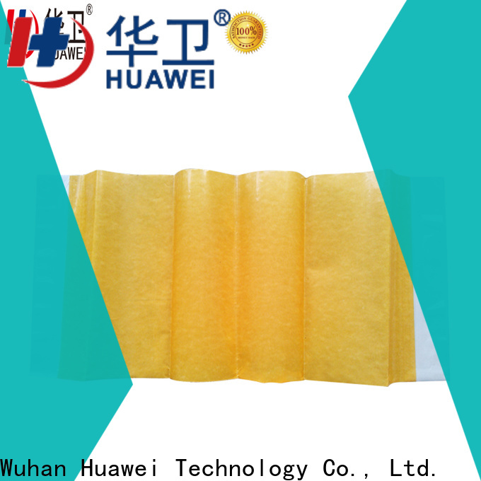 Huawei wholesale wound care dressings manufacturers for surgery