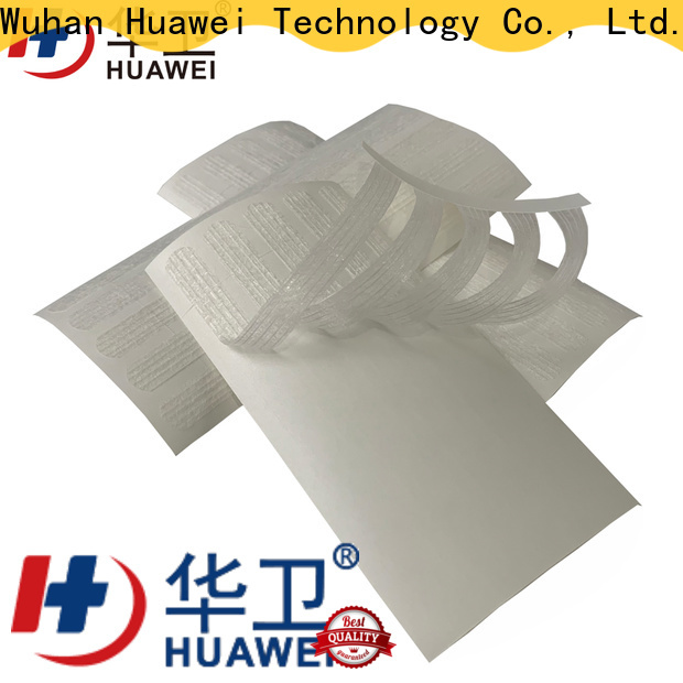Huawei new wound dressing tape factory for protection