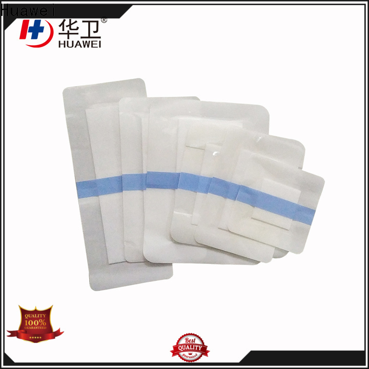 Huawei high quality wound care and dressings manufacturers for wounds