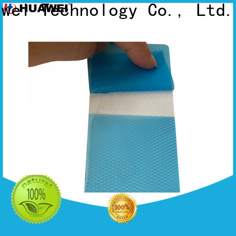 Huawei silicone gel sheet for scar factory price for surgical scars
