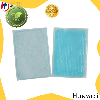 Huawei medical cooling gel patch factory direct supply for body