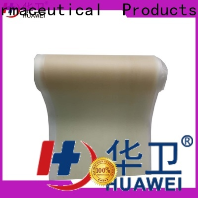 excellent adhesive dressing roll factory direct supply for fixing up