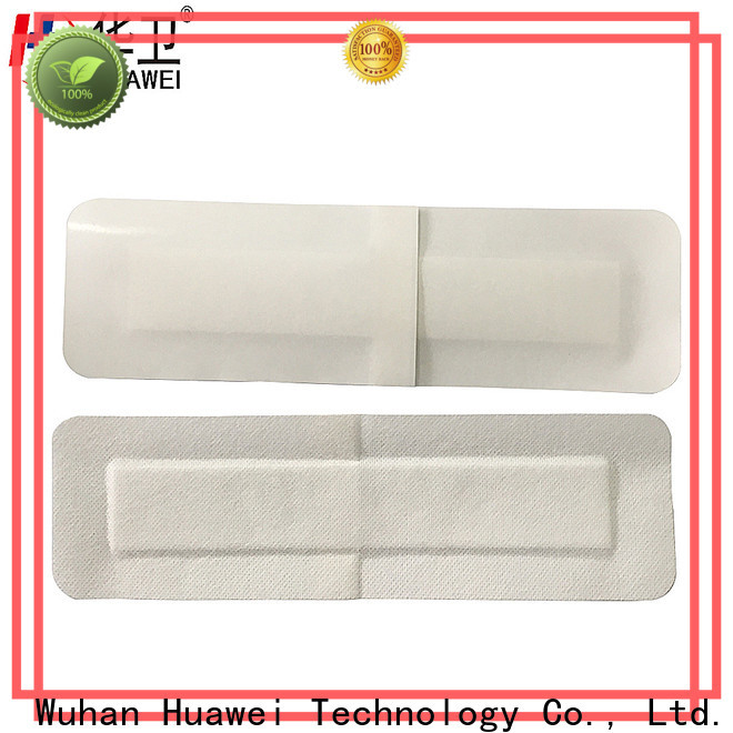 Huawei reliable medical wound dressing supply for hospital