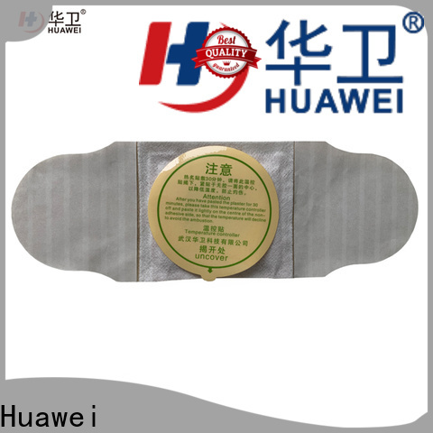 professional herbal pain patch factory price for lumbago
