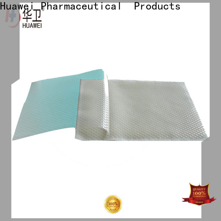 Huawei medical cooling gel patch factory price for muscle pain
