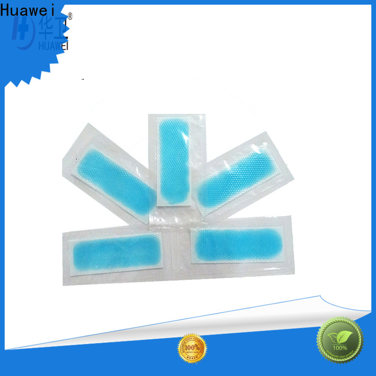 Huawei cooling gel patch supplier for adults