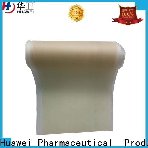 medical wound dressing roll manufacturer for fixing up