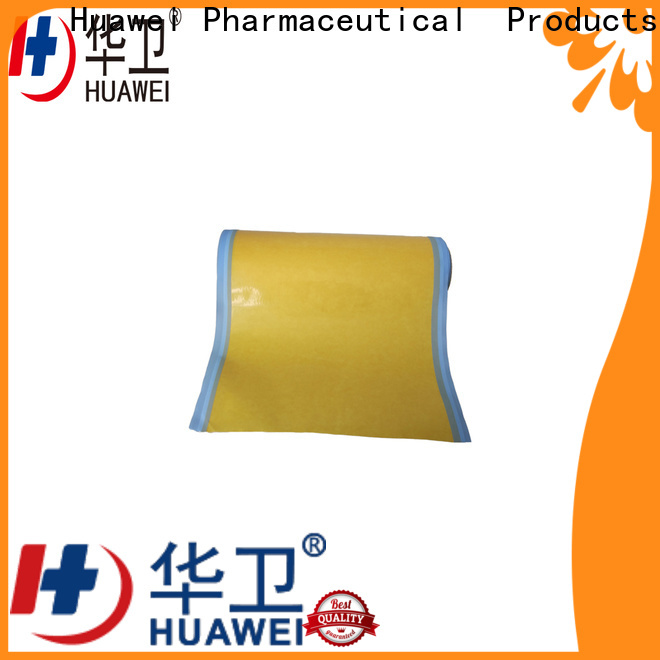 new wound care dressings manufacturers for wounds