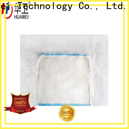Huawei high quality wound care dressings factory for patients