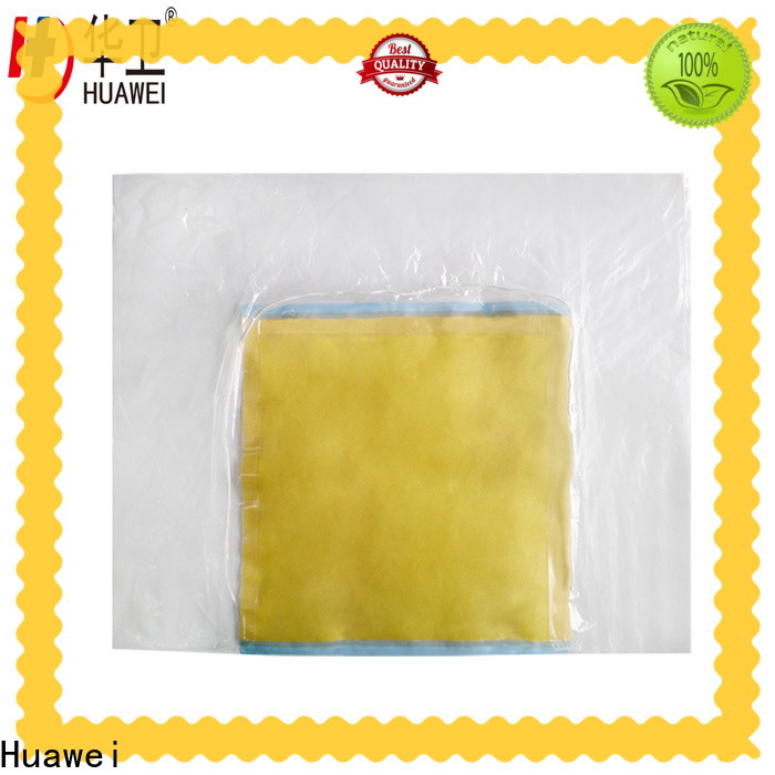 Huawei high quality wound care and dressings suppliers for patients