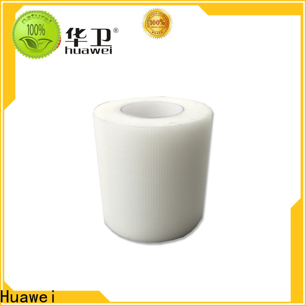 Huawei reliable medical adhesive tape factory for surgery