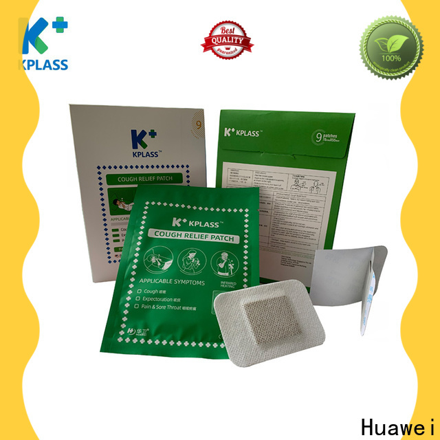 Huawei medical patch for pain factory for treatment