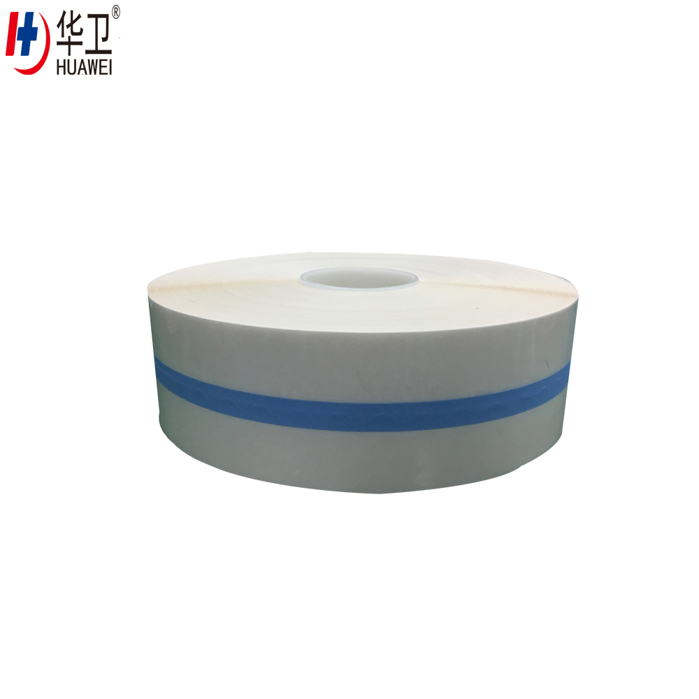 PU Material Surgical Adhesive Dressing Roll