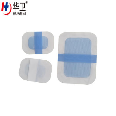 Advanced Medical Minor Burns And Scalds Wound Care Adhesive Hydrogel Dressings