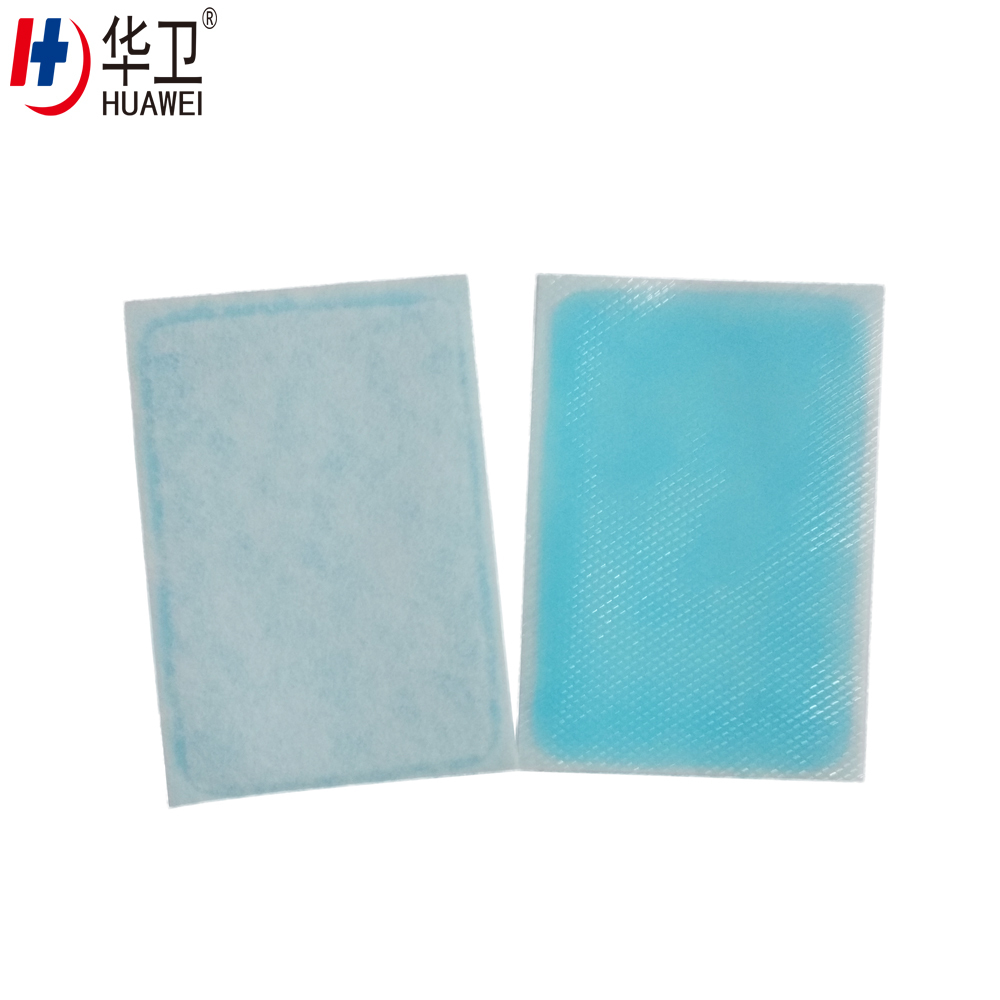 Medical Hot And Cold Patch Ice Cooling Patch Cool Fever Patch