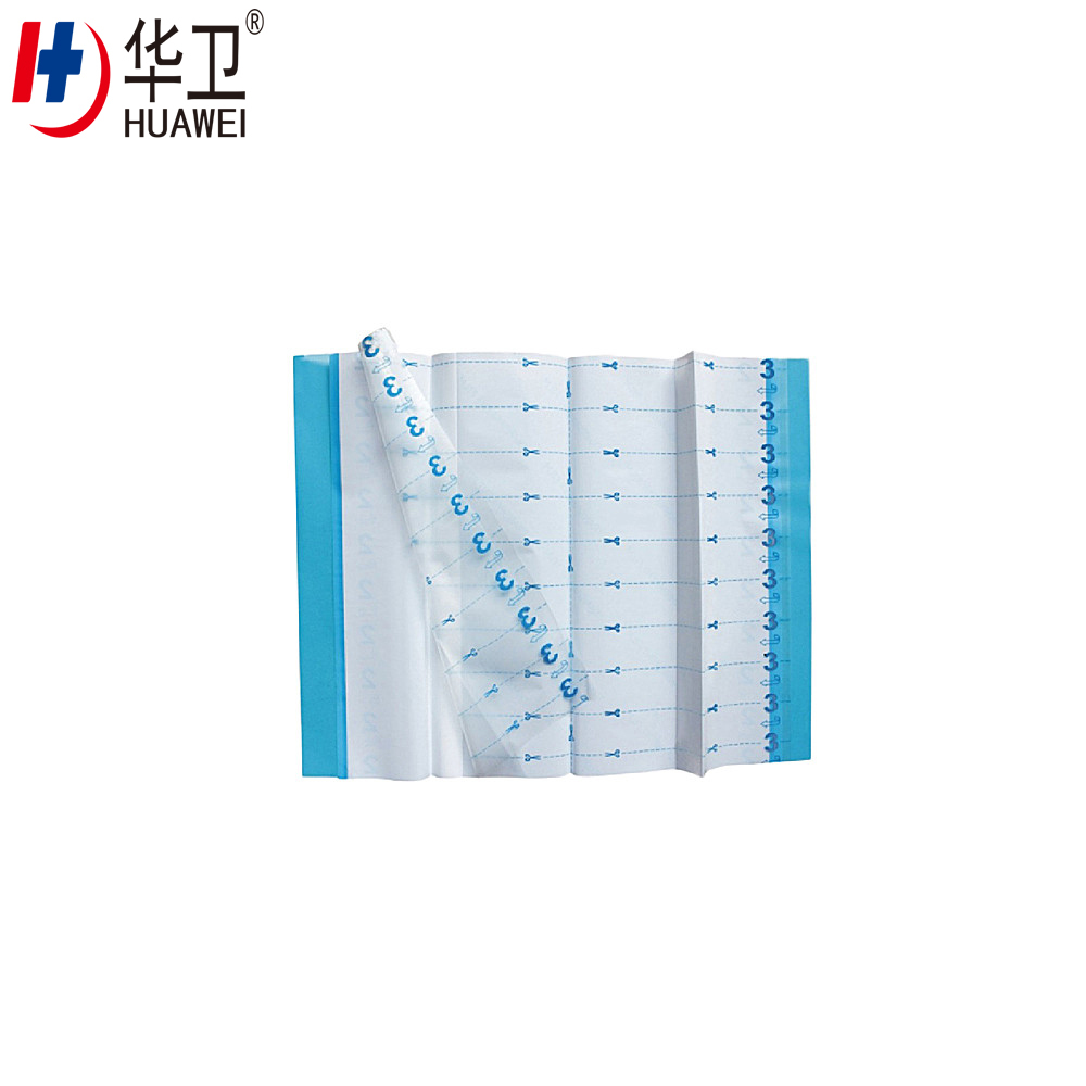 Medical PU Incise Dressing Drapes
