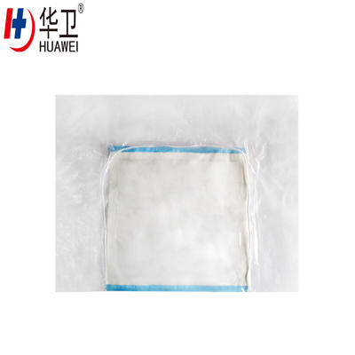 Medical Adhesive Incise Dressing Drapes With Single Wastage Collection Bag