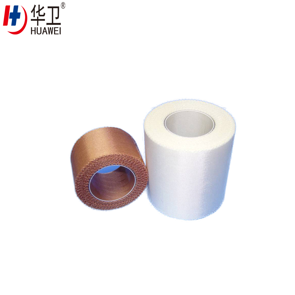 Soft Medical Surgical Fixing Silk Tape