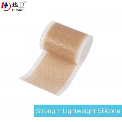 Medical Grade Silicone Scar Tape For Surgery