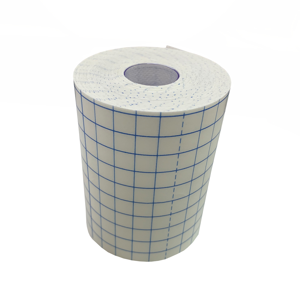 nonwoven roll adhesive wound dressing tape Disposable nonwoven roll adhesive tapes for fixing use, medical hypoallergenic nonwoven raw material, nonwoven Wound Dressing