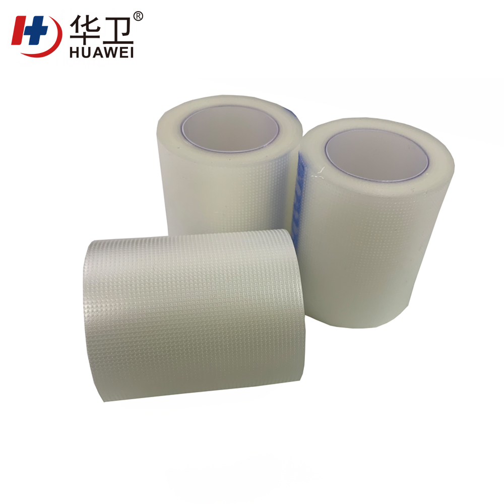 Breathable Transparent PE Medical Fixing Tape